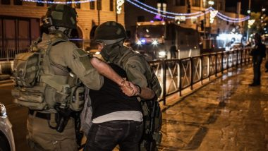 Jerusalem: Clashes Between Palestinians and Israeli Security Forces, Over 200 People Injured